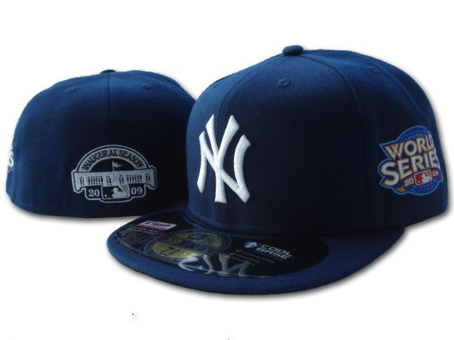 New York Yankees MLB Fitted Hat SF09